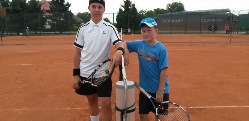 Jarní tenisové soustředění červen 2016
