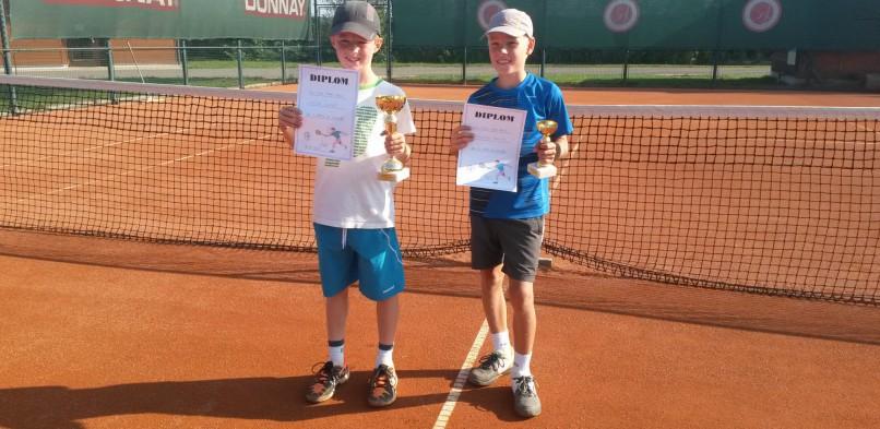 Novinka – zahajujeme výuku tenisu v ZŠ Dubeč