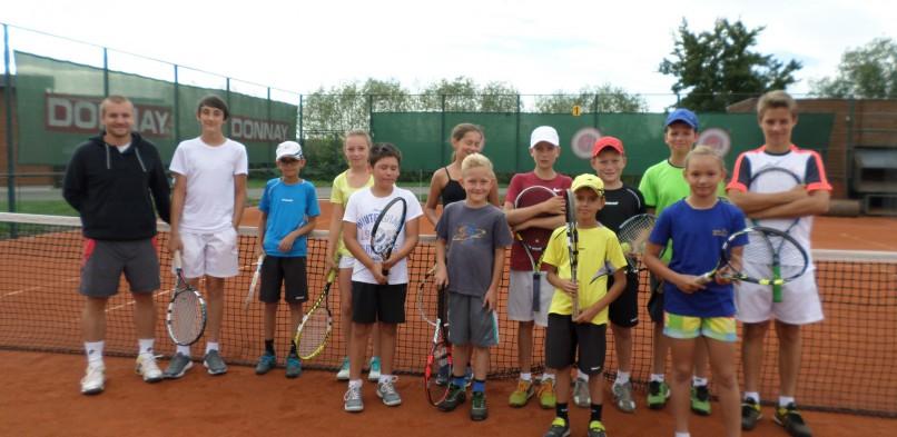 Letní tenisové tábory 2017