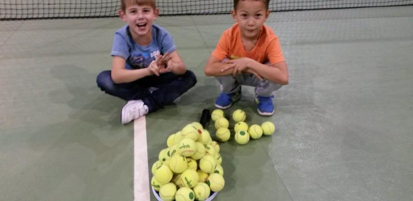 Zahájení výuky tenisu v ZŠ Dubeč a ve školce Dubeč