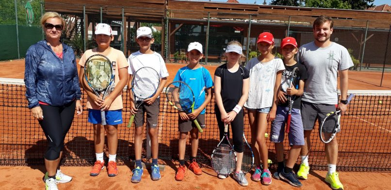 Prázdninové tenisové tábory 2018