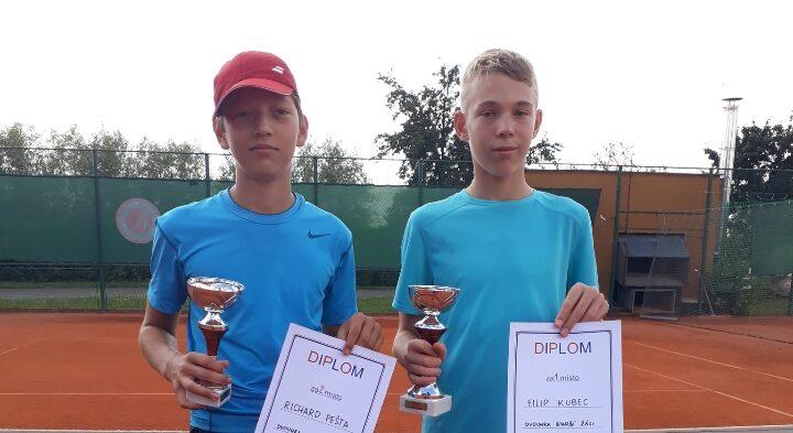 Celostátní turnaj ČTS starších žáků